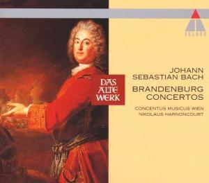 Brandenburgische Konzerte 1-6, Nikolaus Harnoncourt, Cmw
