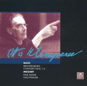 Brandenburgische Konzerte 1-6, Klemperer, Vienna Pro Mus