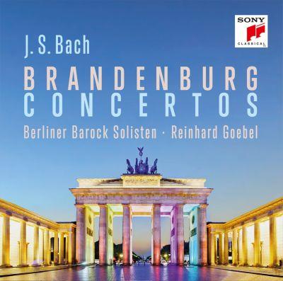 Brandenburgische Konzerte, Johann Sebastian Bach