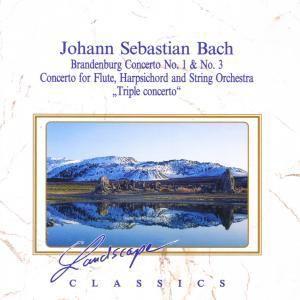 Brandenburgische Konzerte Nr. 1 & 3, Diverse Interpreten