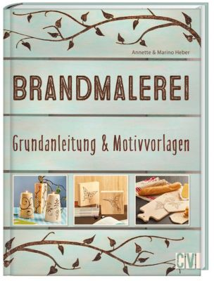 Brandmalerei, Annette Heber, Marino Heber