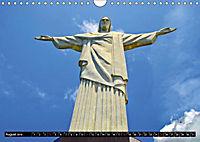 Brasilien - das größte Land Südamerikas (Wandkalender 2019 DIN A4 quer) - Produktdetailbild 3