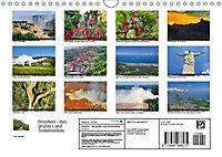 Brasilien - das größte Land Südamerikas (Wandkalender 2019 DIN A4 quer) - Produktdetailbild 6