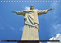 Brasilien - das größte Land Südamerikas (Tischkalender 2019 DIN A5 quer) - Produktdetailbild 3