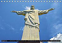 Brasilien - das größte Land Südamerikas (Tischkalender 2019 DIN A5 quer) - Produktdetailbild 8