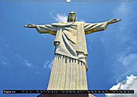 Brasilien - das grösste Land Südamerikas (Wandkalender 2019 DIN A2 quer) - Produktdetailbild 8