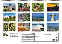 Brasilien - das grösste Land Südamerikas (Wandkalender 2019 DIN A2 quer) - Produktdetailbild 13