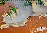Brasilien. Der Iguazú-Nationalpark (Tischkalender 2019 DIN A5 quer) - Produktdetailbild 5