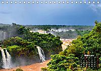 Brasilien. Der Iguazú-Nationalpark (Tischkalender 2019 DIN A5 quer) - Produktdetailbild 3