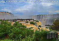 Brasilien. Der Iguazú-Nationalpark (Tischkalender 2019 DIN A5 quer) - Produktdetailbild 7