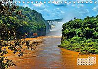 Brasilien. Der Iguazú-Nationalpark (Tischkalender 2019 DIN A5 quer) - Produktdetailbild 11