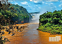 Brasilien. Der Iguazú-Nationalpark (Wandkalender 2019 DIN A3 quer) - Produktdetailbild 6