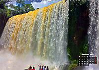 Brasilien. Der Iguazú-Nationalpark (Wandkalender 2019 DIN A2 quer) - Produktdetailbild 1