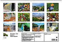 Brasilien. Der Iguazú-Nationalpark (Wandkalender 2019 DIN A2 quer) - Produktdetailbild 13