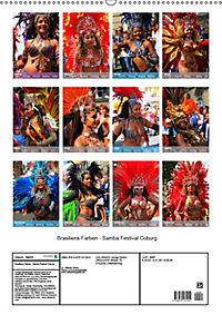 Brasiliens Farben (Wandkalender 2019 DIN A2 hoch) - Produktdetailbild 13