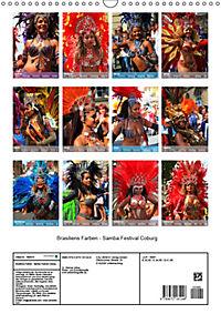 Brasiliens Farben (Wandkalender 2019 DIN A3 hoch) - Produktdetailbild 13