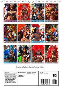 Brasiliens Farben (Wandkalender 2019 DIN A4 hoch) - Produktdetailbild 13