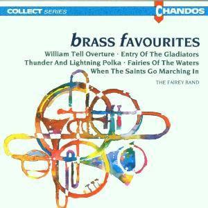 Brass Favourites, Dennison, Fairey Band