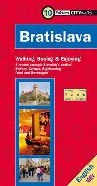 Bratislava, English edition, Irene Hanappi