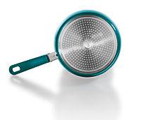 bratmaxx Keramik-Hochrandpfannen mit abnehmbaren Griffen, 3-er Set, smaragdgrün - Produktdetailbild 5