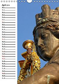 Braunschweig Ansichten und Perspektiven (Wandkalender 2019 DIN A4 hoch) - Produktdetailbild 4