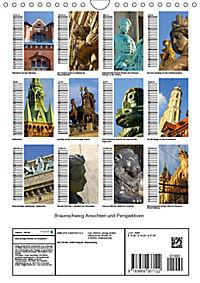 Braunschweig Ansichten und Perspektiven (Wandkalender 2019 DIN A4 hoch) - Produktdetailbild 13