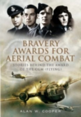 Bravery Awards for Aerial Combat, Alan Cooper