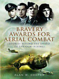 Bravery Awards for Aerial Combat, Alan Cooper