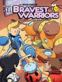 Bravest Warriors: Bravest Warriors, Issue 12, Pendleton Ward, Joey Comeau