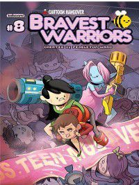 Bravest Warriors: Bravest Warriors Issue 8, Pendleton Ward, Joey Comeau