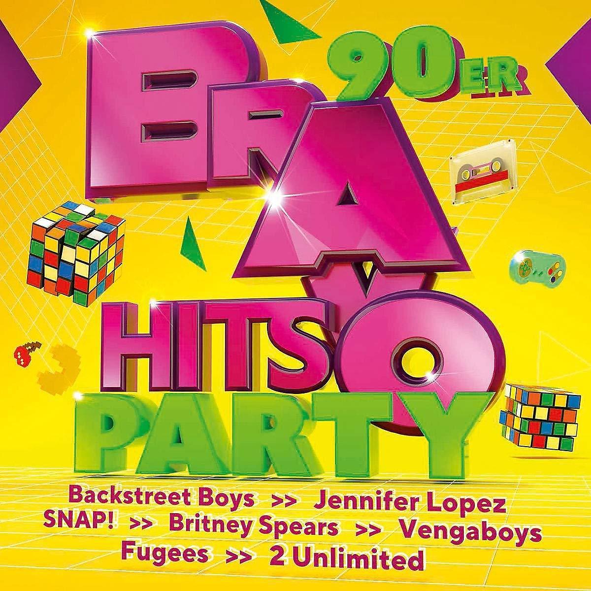 Bravo Hits Party - 90er 3 CDs CD bei Weltbild.de bestellen