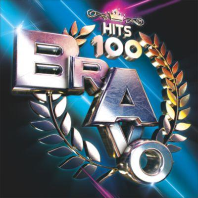 Bravo Hits Vol. 100 (Limited Special Edition, 3 CDs), Diverse Interpreten