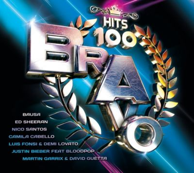 Bravo Hits Vol. 100 (Limited Special Edition, 3 CDs), Various
