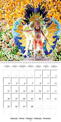 Brazil - A new view (Wall Calendar 2019 300 × 300 mm Square) - Produktdetailbild 2