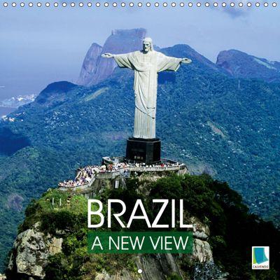 Brazil - A new view (Wall Calendar 2019 300 × 300 mm Square), CALVENDO