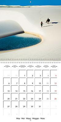 Brazil - A new view (Wall Calendar 2019 300 × 300 mm Square) - Produktdetailbild 5