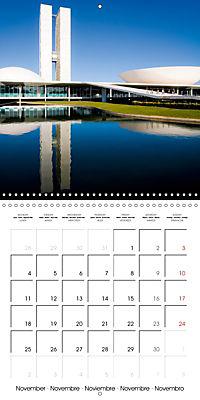 Brazil - A new view (Wall Calendar 2019 300 × 300 mm Square) - Produktdetailbild 11