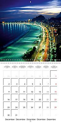Brazil - A new view (Wall Calendar 2019 300 × 300 mm Square) - Produktdetailbild 12