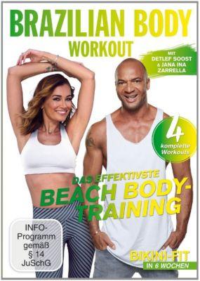 Brazilian Body Workout, Detlef D! Soost, Jana Ina Zarella