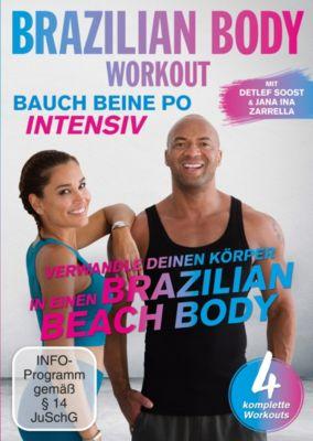 Brazilian Body Workout, Detlef D! Soost, Jana Ina Zarrella