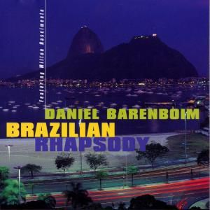 Brazilian Rhapsody, Barenboim, Nascimento, BAPTISTA