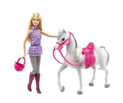 BRB Barbie & Pferd