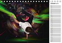 Break Dance B-boys & B-girls (Tischkalender 2019 DIN A5 quer) - Produktdetailbild 10