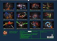 Break Dance B-boys & B-girls (Wandkalender 2019 DIN A2 quer) - Produktdetailbild 13