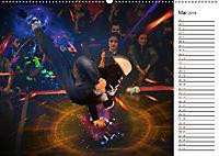 Break Dance B-boys & B-girls (Wandkalender 2019 DIN A2 quer) - Produktdetailbild 5