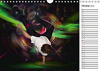 Break Dance B-boys & B-girls (Wandkalender 2019 DIN A4 quer) - Produktdetailbild 10