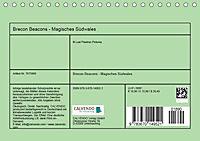 Brecon Beacons - Magisches Südwales (Tischkalender 2019 DIN A5 quer) - Produktdetailbild 13