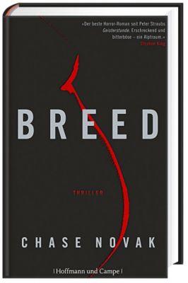 Breed, deutsche Ausgabe, Chase Novak