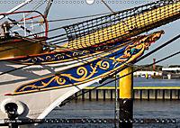 Bremens maritimer Norden: Vegesack (Wandkalender 2019 DIN A3 quer) - Produktdetailbild 2