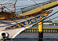 Bremens maritimer Norden: Vegesack (Wandkalender 2019 DIN A2 quer) - Produktdetailbild 2